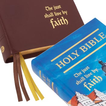 Picture of Reformation Reference Bibles