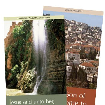 Picture of Biblical Landscapes Greetings Cards