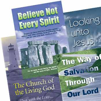 Picture of Medium Booklet Tracts