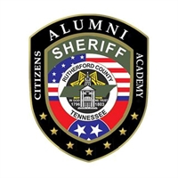 Rutherford County (TN) Sheriff's Citizen Academy - 2017