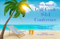 2020 30th Alabama NENA Gulf Coast 9-1-1 Conference (Attendee)