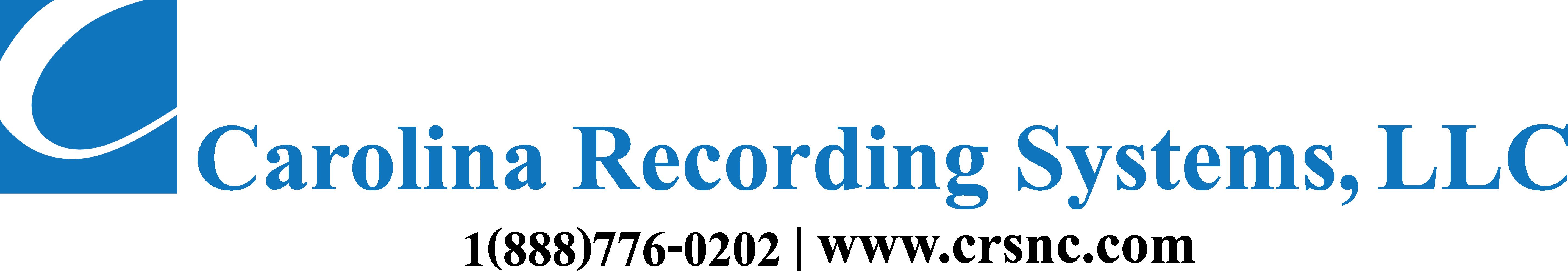 Carolina Recording Systems