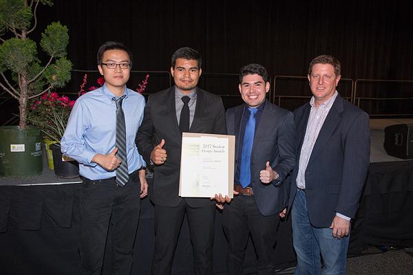 Student Award Winner Photos - Texas ASLA
