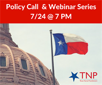 TNP Quarterly Policy Call & Webinar Series