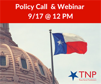TNP Quarterly Policy Webinar