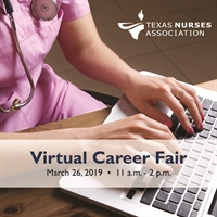 TNA's Virtual Career Fair