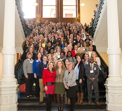 Nurse Day at the Capitol 2015