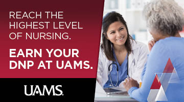Reach the highest level of nursing | Earn your DNP at UAMS
