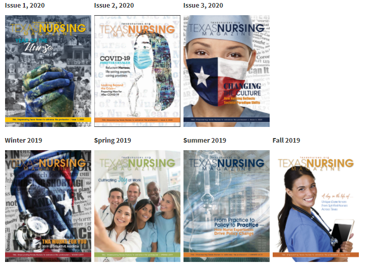 Texas Nursing Issues