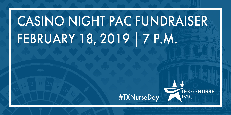 Casino Night PAC Fundraiser