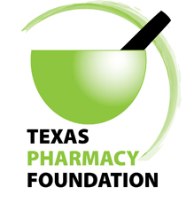 Texas Pharmacy Foundation logo