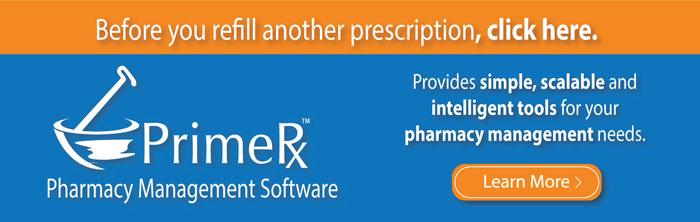 PrimeRx Pharmacy Management Software