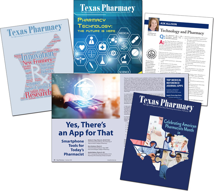 Texas Pharmacy Magazine