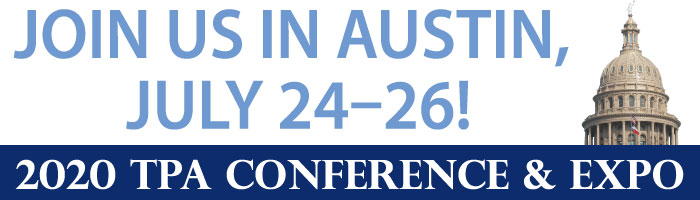 TPA 2020 Conference & Expo - Austin TX