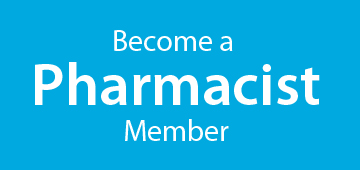 Become a Pharmacist Member of TPA