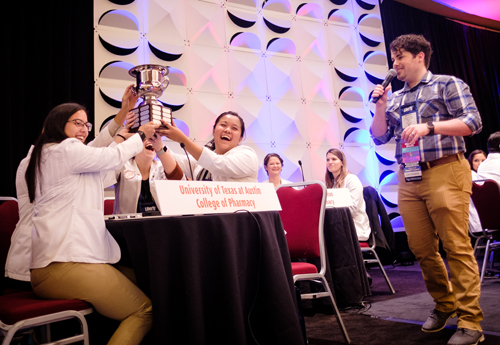 2018 Self-Care Champions: UT Austin