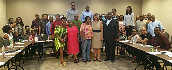 TPA Meets with Nigerian Pharmacists Association of Dallas Fort Worth
