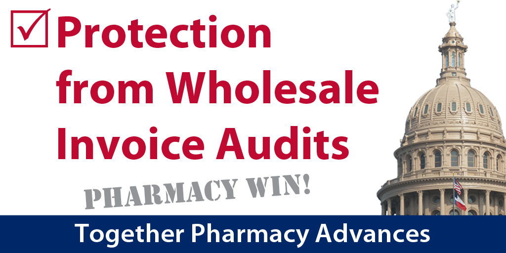 Protection from Wholesale Invoice Audits