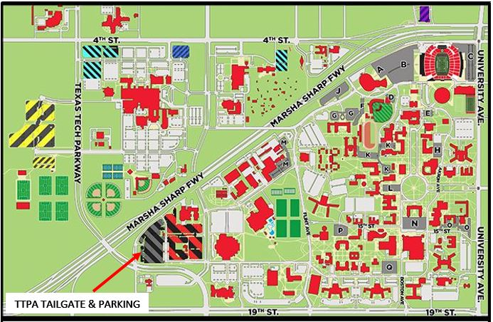 Texas Tech Campus Map | Business Ideas 2013