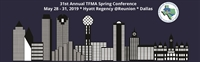 31st Annual TFMA Spring Conference