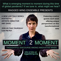 Moment 2 Moment with Ragged Wing