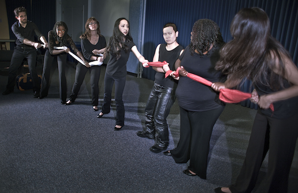 Working Through the Drama: The Art of Drama Therapy - Theatre Bay Area