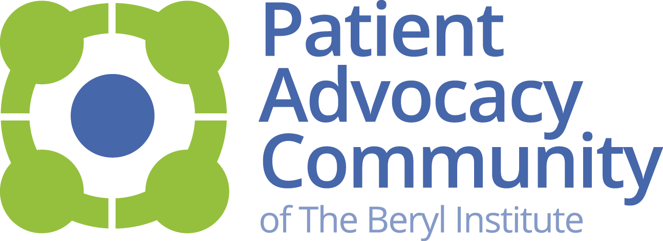 Patient Advocacy Community The Beryl Institute Improving The