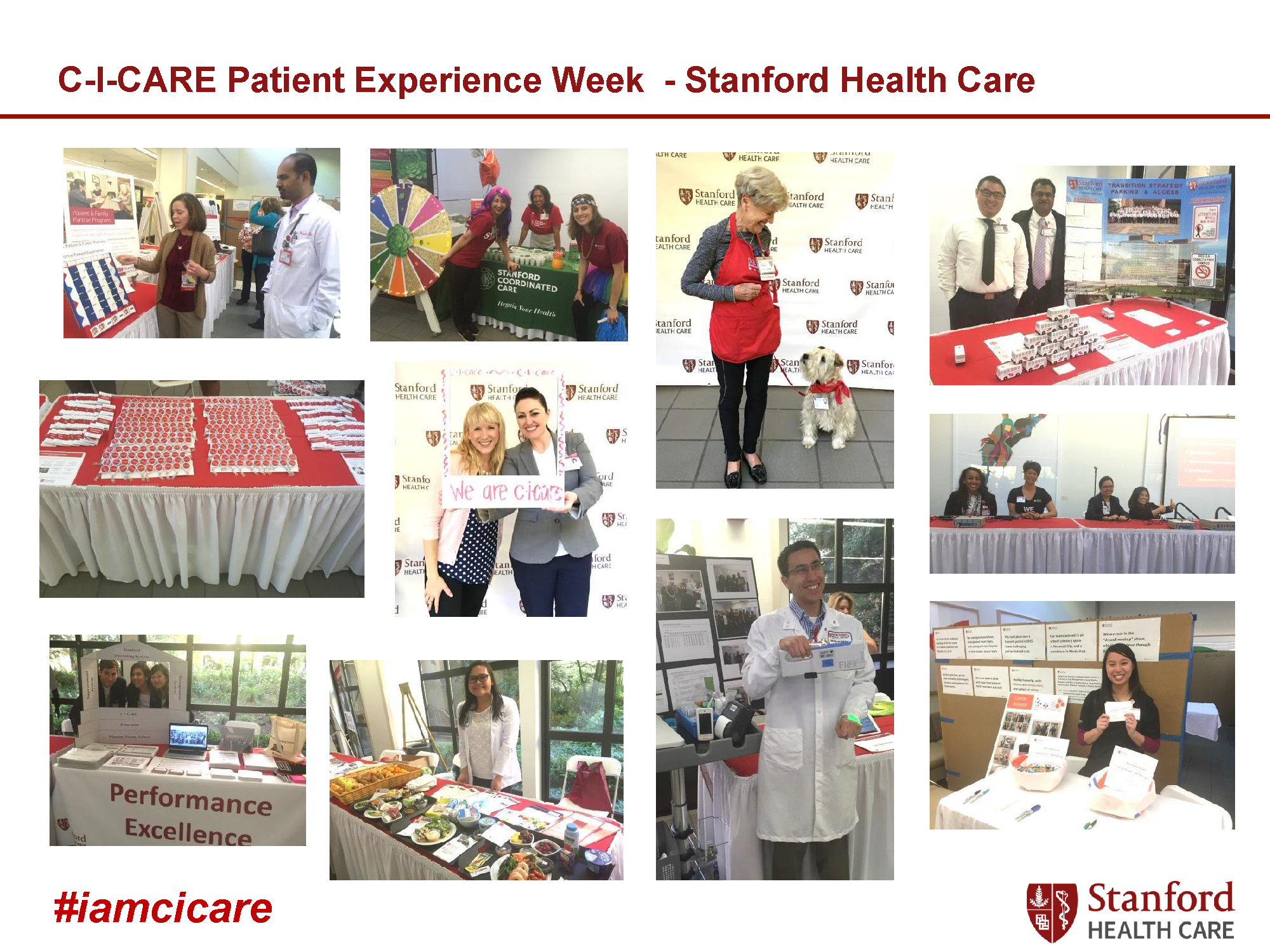 patient experience week how did you celebrate the beryl the enthusiasm of patients families and staff for the spirit of c i care and patient experience it was a week full of joy refreshed energy