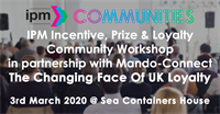 IPM Loyalty Workshop with Mando-Connect