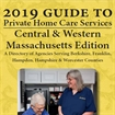 2019 Private Care Guide, Central & Western Massachusetts