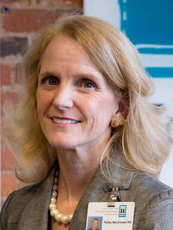Kelley MacDonald, Community VNA