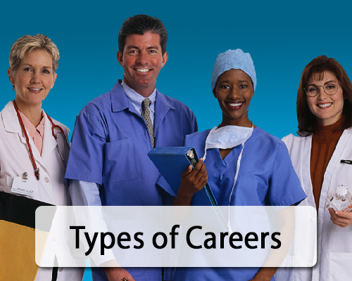 Types of Careers