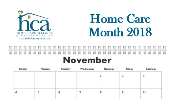 Home Care Month 2018