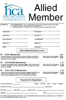 Allied Membership Form