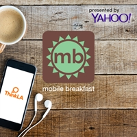 Mobile Breakfast presented by Yahoo!
