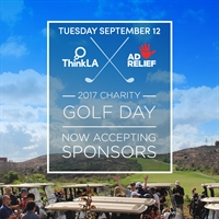 Charity Golf Tournament benefitting Ad Relief