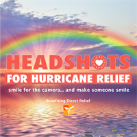 Headshots for Hurricane Relief