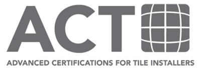 ACTAdvanced Certifications For Tile Installers National Tile - Certified tile inc