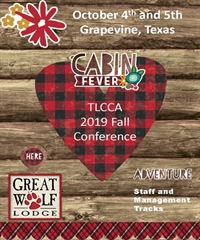 Camp TLCCA- Fall 2019 Conference
