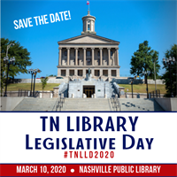 TN Library Legislative Day - Nashville Public Library