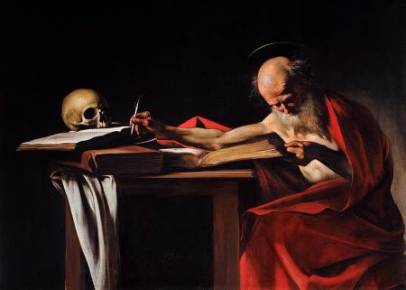 Figure 2. St. Jerome as a power user