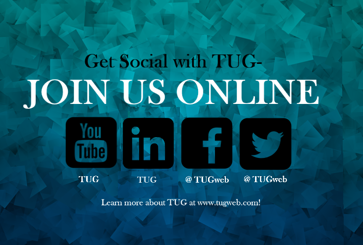 Get Social with TUG image