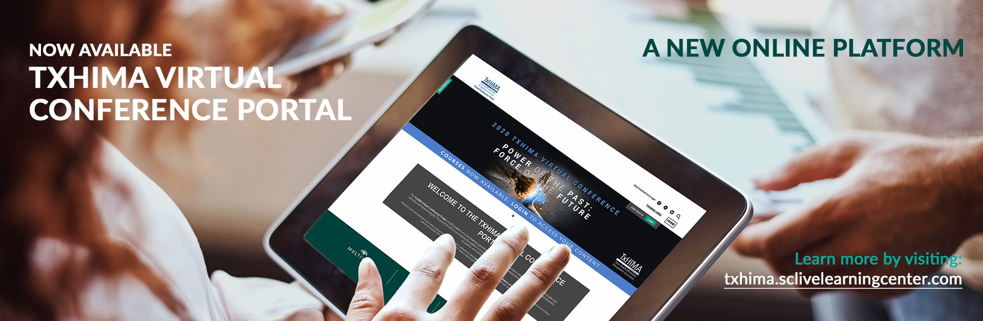 2020 Virtual Conference Platform Graphic
