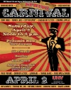 UHV Spring Carnival, Saturday, April 2nd