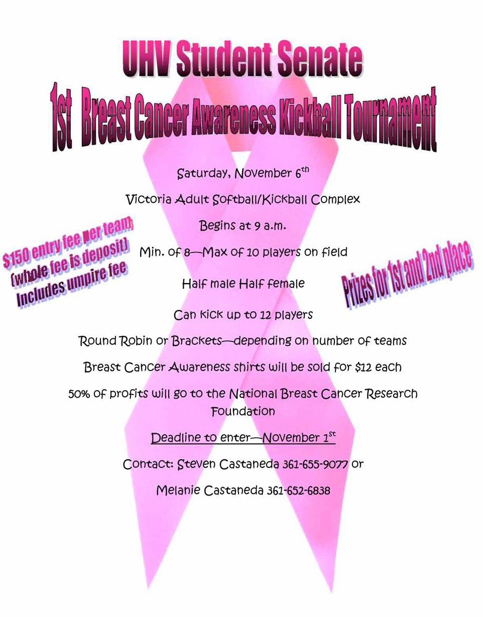 Breast cancer lexington kentucky tournament