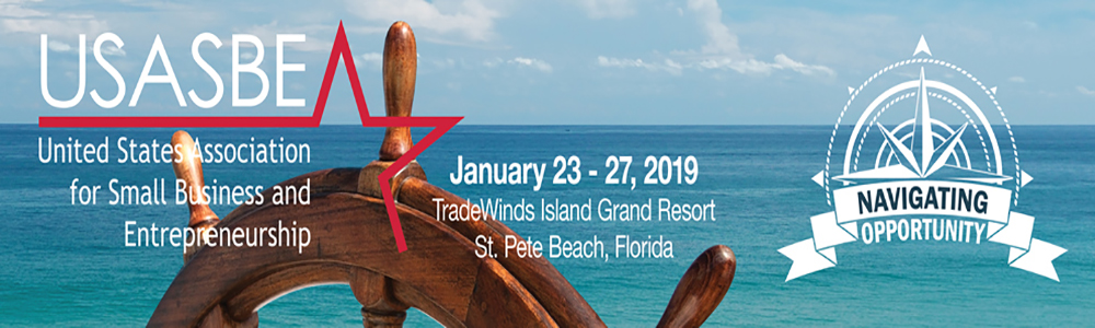 USASBE 2019 - St  Pete Beach, Florida - USASBE