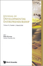 Journal of Developmental Entrepreneurship