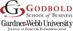 Gardner-Webb University / Journal of Ethics and Entrepreneurship