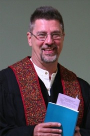 Installation of Rev. Darrel Richey