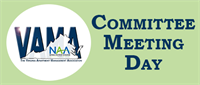 VAMA 10/30/19 Committee Meeting Day